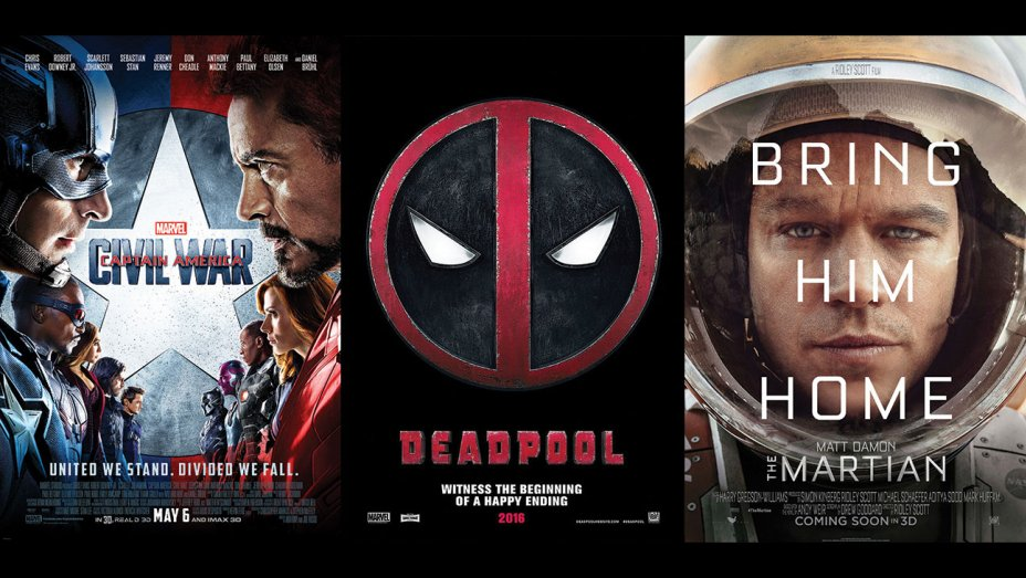 All movie posters are the same